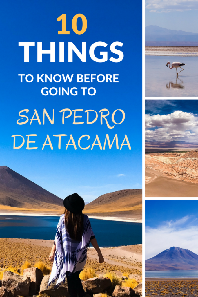 10 things to know before going to San Pedro de Atacama, Chile | Chile Travel | Chile Travel Tips